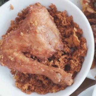 ayam goreng kremes - Bintaro's Padang Express (Bintaro)|Jakarta
