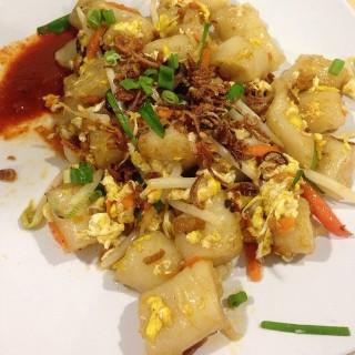 炒豬腸粉 -   / 半山芭大華茶粿 (Pudu)|Klang Valley