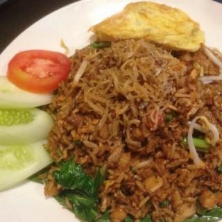 Nasi Goreng Teri Medan - Kebon Jeruk's Pappajack