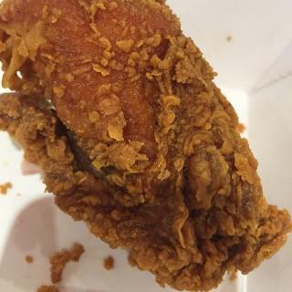 Spicy fried chicken level 2 - ในBSD City จากร้านHot Spizze Chicken (BSD City)|Jakarta