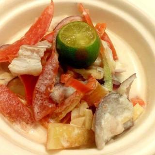 Kinilaw na Tanguigue -  dari Rico's Lechon (Mabolo Proper) di Mabolo Proper |Cebu