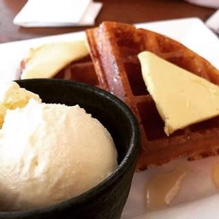 Kaya & Butter Waffle -  Mont Kiara / Brewmen (Mont Kiara) Klang Valley