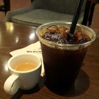 Ice Coffee  -  dari Koffie Warung Tinggi (Thamrin) di Thamrin |Jakarta