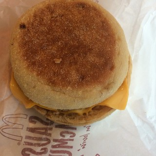 Sausage McMuffin - Bendemeer/Boon Keng's McDonald's (Bendemeer/Boon Keng)|Singapore