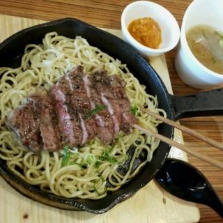 Beef steak ramen hajime -  dari Hajime Ramen House (Pantai Indah Kapuk) di  |Jakarta