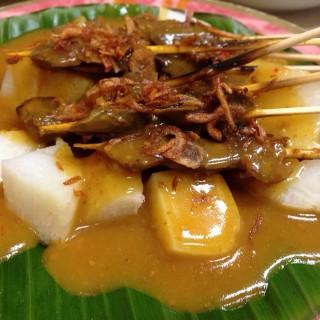 Sate Padang -  dari Rumah Makan Padang Sederhana (Kaliurang) di Kaliurang |Yogyakarta
