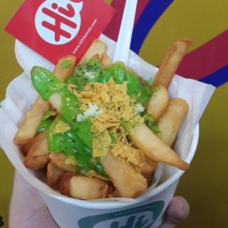 hi fries seaweed and cheese - ในKuningan จากร้านHi Fries (Kuningan)|Jakarta