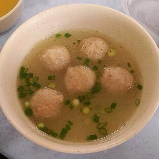 Pork Balls Soup -  Petaling Jaya (North) / Toast & Roast (Petaling Jaya (North))|Klang Valley