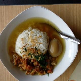 Nasi Bakmoy - ใน จากร้านPondol Pondok Es Cendol (Grogol)|Jakarta