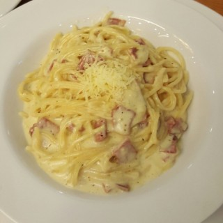 Spagethi Creamy -  dari Bakerzin (Medan) di Medan |Other Cities