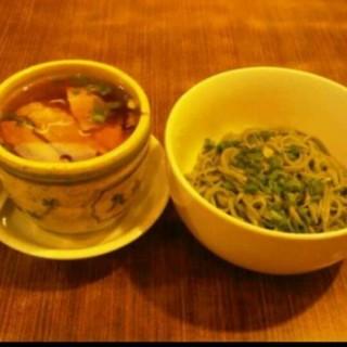 herb green noodle - ในKelapa Gading จากร้านDepot 3.6.9 (Kelapa Gading)|Jakarta