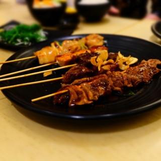 beef yakitori - Thamrin's Robaa Yakitori (Thamrin)|Jakarta