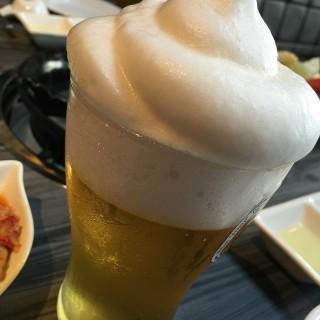 啤酒冰沙 -  dari Yuan Niu BBQ (西屯區) di 西屯區 |Taichung