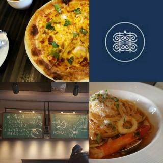 海陸pizza海鮮義大利麵 -  dari 棗棗date (永康區) di 永康區 |Tainan