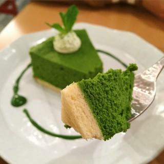 宇治抹茶芝士蛋糕 - 位於尖沙咀的Via Tokyo (尖沙咀) | 香港