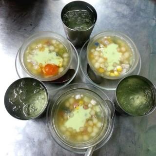 บัวลอย - Khlong San's บัวลอยไข่เค็ม (Khlong San)|Bangkok