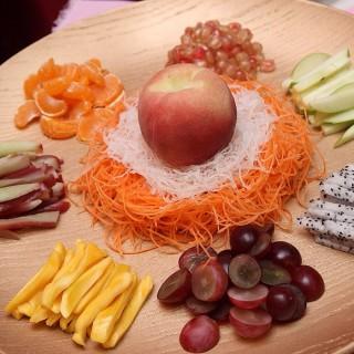 Freah Fruit Yee Sang - Bukit Bintang's Royal China Restaurant (Bukit Bintang)|Klang Valley