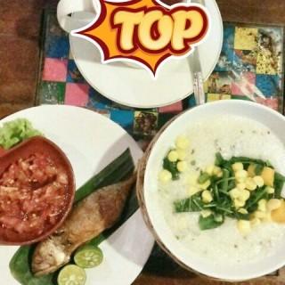 bubur ikan peda -  Buah Batu / Cafe Asix (Buah Batu) Bandung