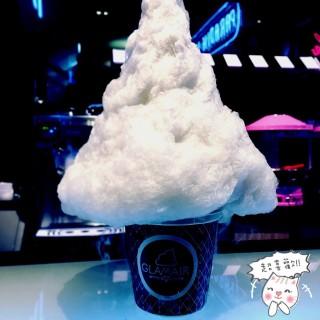 烏雲棉花糖 -  dari GLAM AIR 新光三越台北信義總店 (信義區) di 信義區 |Taipei