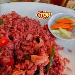 Nasi Goreng Madam Tan -  dari Madam Tan Wok Bar (C. Simanjuntak) di C. Simanjuntak |Yogyakarta