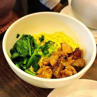 Bakmie ayam jamur -  dari Ta Wan Restaurant (Cihampelas) di Cihampelas |Bandung