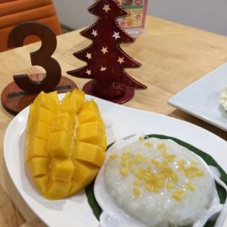 ข้าวเหนียวมะม่วง -  dari Season Sweet (ซีซั่น สวีท) (สุเทพ) di สุเทพ |Chiang Mai