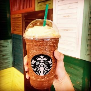 Dark Mocha Frappuccino -   / Starbucks (Raffles Place)|Singapore