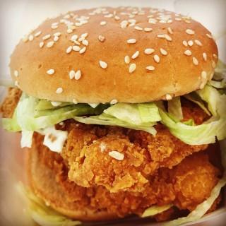 Double McSpicy - 位於的McDonald's (Marina Bay) | 新加坡
