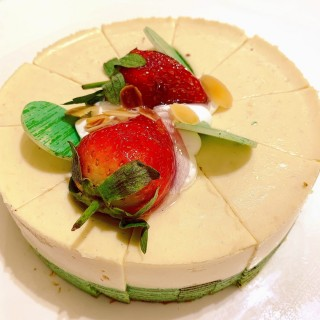Durian Mousse Cake - Beach Road's Ginger (Beach Road)|Singapore