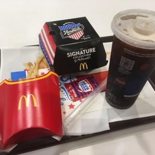紐約風味安格斯 - 位於的麥當勞 (將軍澳) | 香港