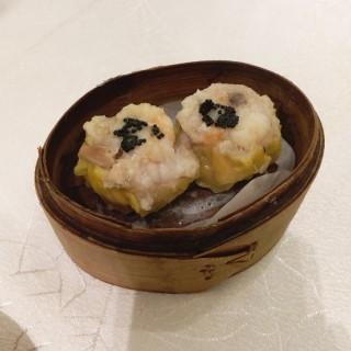 黑魚子花菇燒賣皇 - 位於大圍的粵軒 (大圍) | 香港