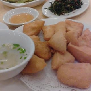 炸豆腐 - dongmen's 深运潮州粥 (dongmen)|Shenzhen