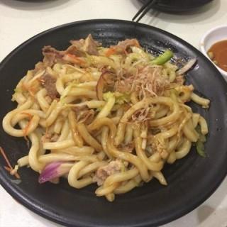 日式炒乌冬 - gongyuanqian's DaiWo Sushi (gongyuanqian)|Guangzhou