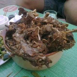 羊蝎子 - 位於武清区 的君泰烧烤 (武清区 ) | 天津
