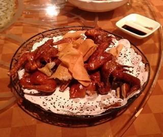 红烧乳鸽 - tangxia's 兰桂坊 (tangxia) Guangzhou