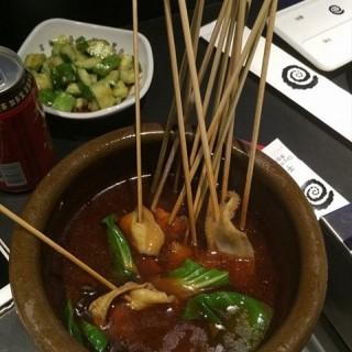麻辣涮肚 - wangjing's 很久以前只是家串店(望京店) (wangjing)|Beijing