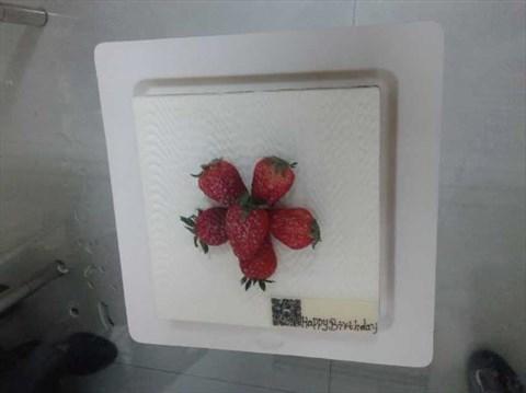 草莓芝士蛋糕 - Nanshaqu's 21cake|Bakery - Guangzhou