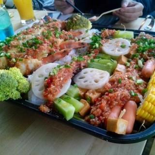 龙利海鲜锅 -  dari 嗨鲜厨房 (南开区) di 南开区  Tianjin