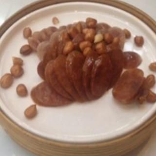 香肠 - 位于魏公村的眉州东坡酒楼 (魏公村) | 北京
