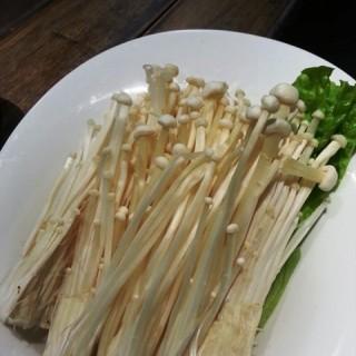 金针菇 - 位于双榆树的金山城重庆火锅 (双榆树) | 北京