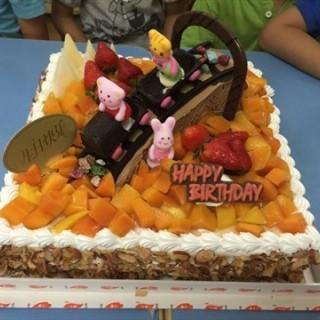 开心旅程蛋糕 - tianhecheng's 美心西饼 (tianhecheng)|Guangzhou