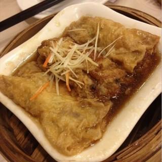 鲍汁鲜竹卷 - haizhuguangchang's 银灯食府 (haizhuguangchang)|Guangzhou