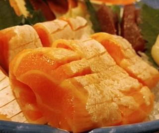 三文鱼腩(大) - tianhecheng's 吉兆手握寿司 (tianhecheng)|Guangzhou