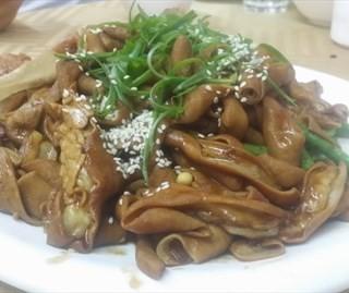 豉油皇鹅肠 - haizhuqu's 张记清补羊肉城(滨江西路店) (haizhuqu)|Guangzhou