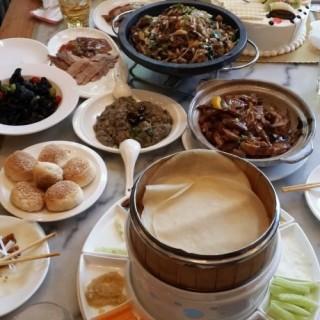烤鸭 - wangjing's 金百万烤鸭店 (wangjing)|Beijing
