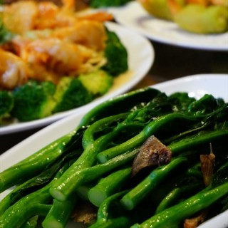 方鱼炒芥兰 - 's 潮菜•炊牛小馆 (baiyunshan)|Guangzhou