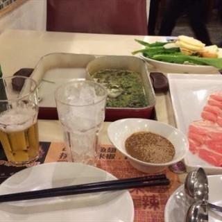 雪花羊肉 - 位於西直門/動物園的新辣道鱼火锅 (西直門/動物園) | 北京