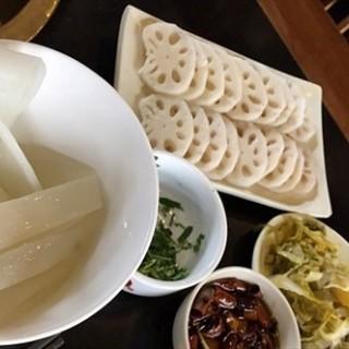 藕片 - 位于地安门的北门涮肉 (地安门) | 北京