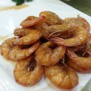 椒盐酥皮虾 - ใน台北路 จากร้าน三五醇酒店 (台北路)|Wu Han