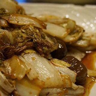 栗子白菜 - 位於五大道 的华竹食府 (五大道 ) | 天津